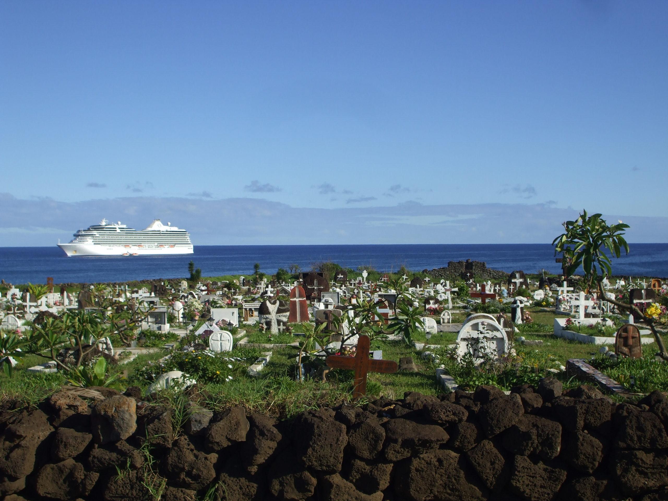 Cementerio Pascua, Chile