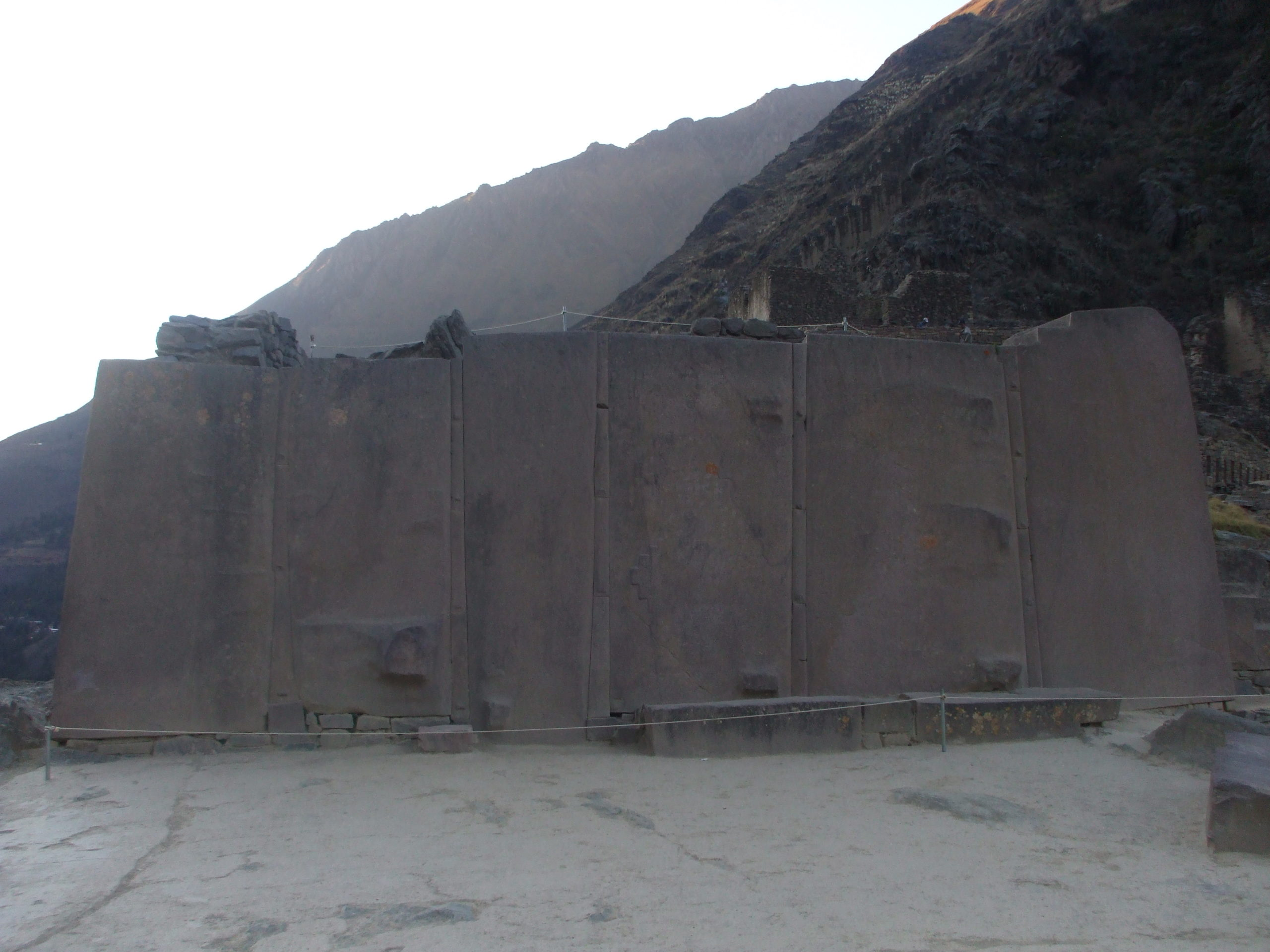 Ollantaytambo II, Peru