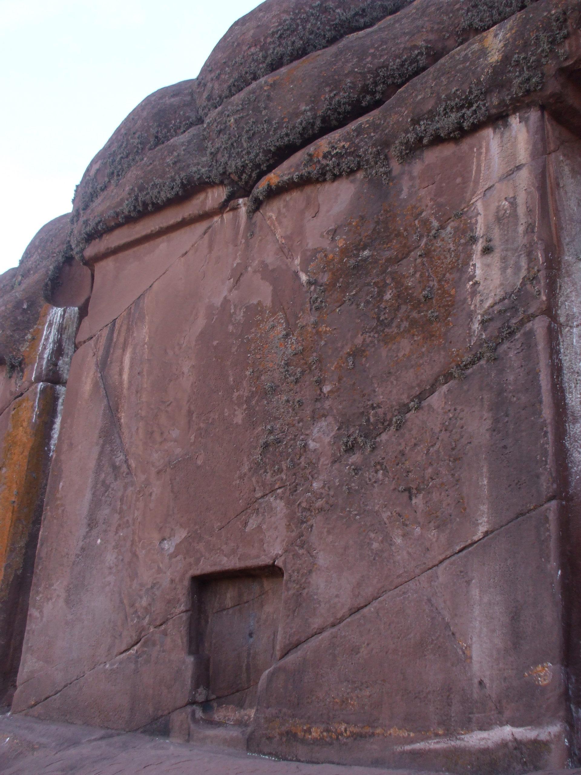 Puerta de Amaru Muru, Peru